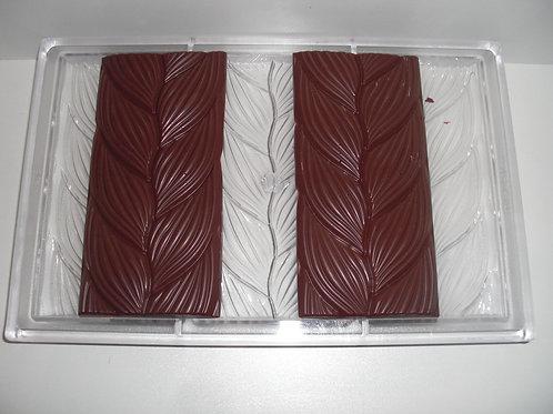 Profi Schokoladenform aus Polycarbonat Artikel Nr. 303