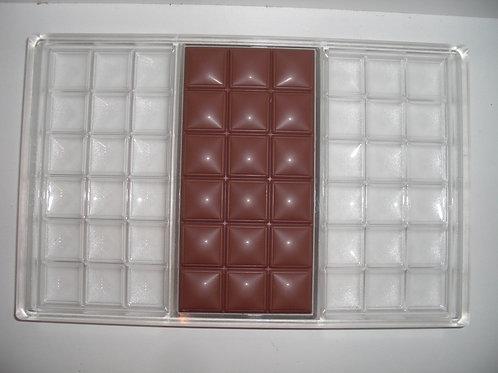 Profi Schokoladenform aus Polycarbonat Artikel Nr. 308