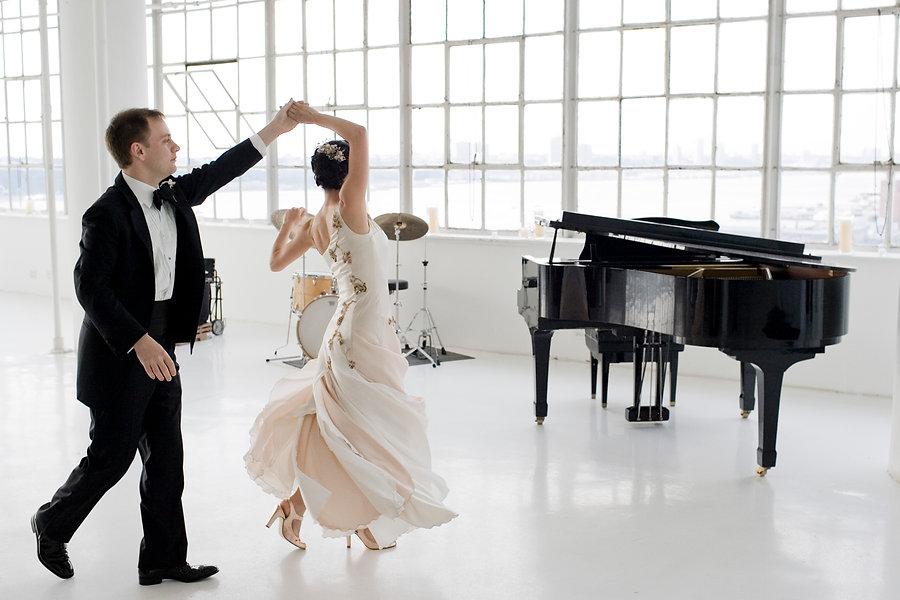 Bespoke Wedding Dress New York loft