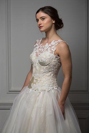 Kaitlin Wedding Dress by Sarah Treble