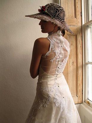Dr Zhivago Wedding Dress by Sarah Treble