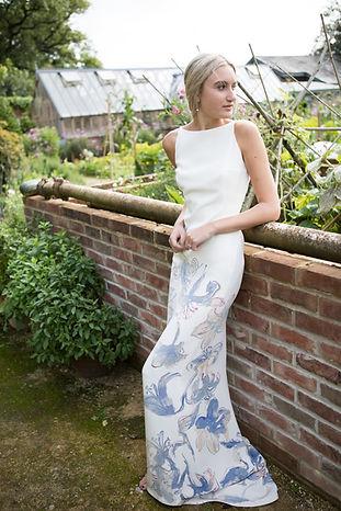 Lily Wedding Dress by Sarah Treble
