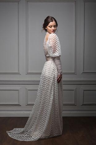 Edie Wedding Dress by Sarah Treble