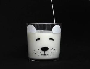 Polar Bear Glass