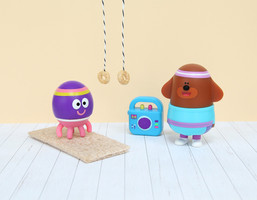 Duggee and Betty