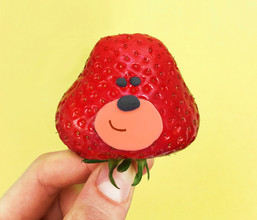 Strawberry Duggee