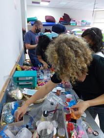 סדנת צוות - מרכז הורים ילדים