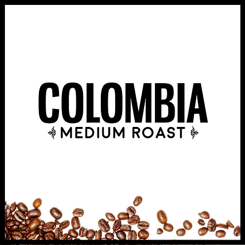 Colombia Single Origin Medium Roast