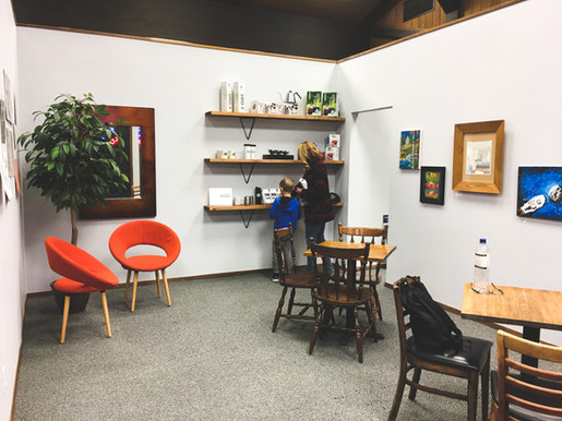 KM Hayden Cafe
