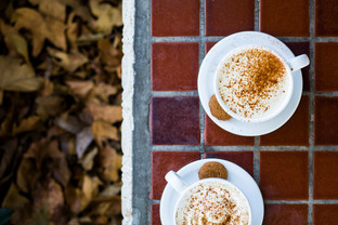 Pumpkin Pie Chai