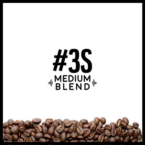 #3S: Medium Blend