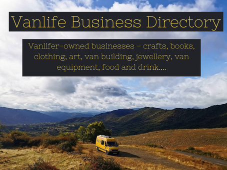 Vanlife Business Directory