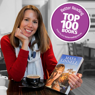 Maya Linnell Better Reading top 100.png