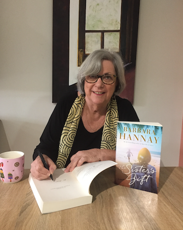 Barbara Hannay on movie options, World Vision sponsorship and Anne of Green Gables