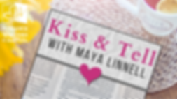 Kiss and Tell with Maya Linnell 2020 hea