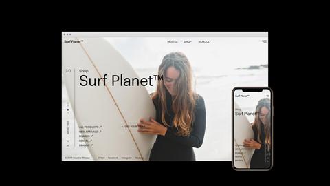 Surf Planet™