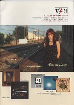 Taxim Records, Cover Art