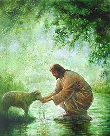주 예수 그리스도의 사랑