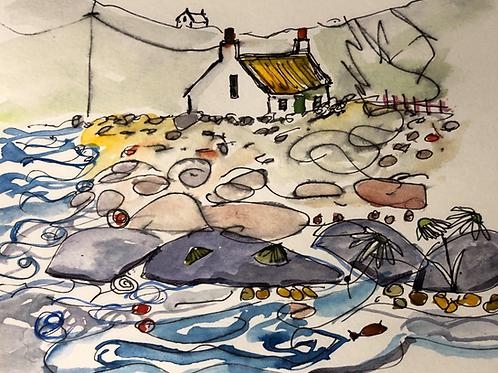 The Back Shore, Islandmagee, Co Antrim