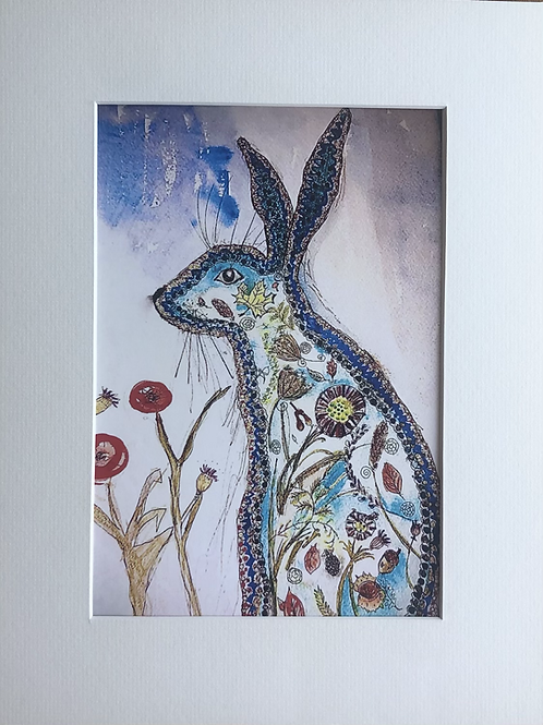 Bejewelled Hare