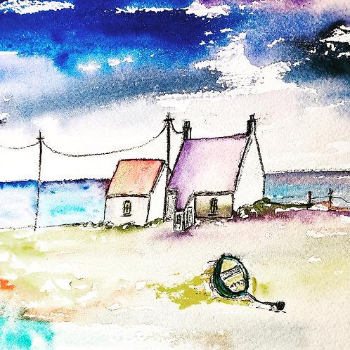 Fishermans Cottage (Original Watercolour)