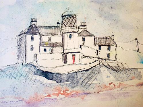 Blackhead Lighthouse,Co Antrim;