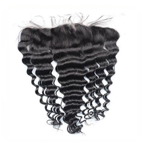 Deep Wave HD Seamless 13x6 Lace Frontal