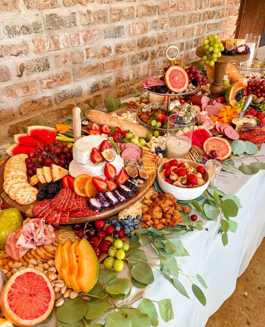Wedding Grazing Table