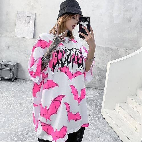 Pink Bat Plague Shirt