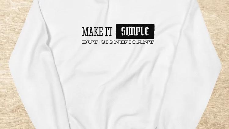 Simplex Sweatshirt