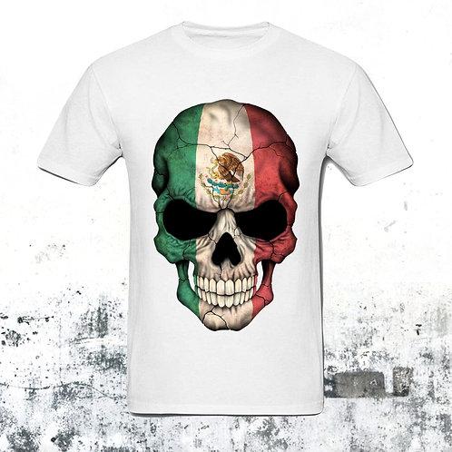 MEXICO Skull T-Shirt