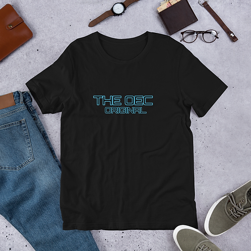 OEC T-Shirt Blue