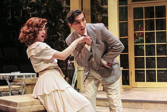 George Kitteridge in The Philadelphia Story dir. Gay H. Hammond