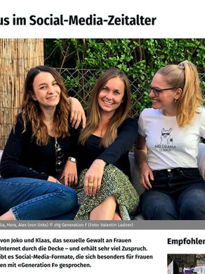 Feminismus im Social-Media-Zeitalter