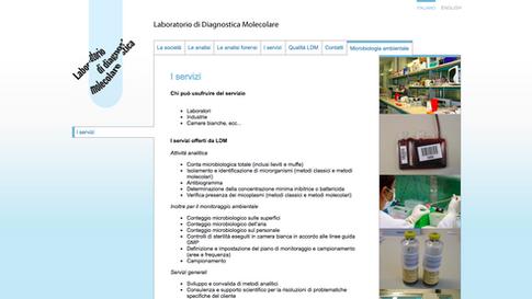 Laboratorio di Diagnostica Molecolare