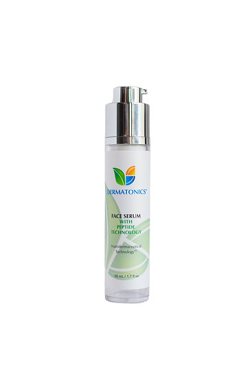 FaceSerum with Peptide Technology