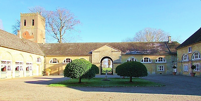 charlton park stable courtyard