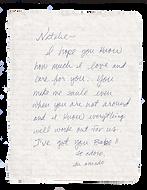 Love Letter Natalie Marti Shawn