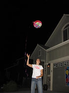 Sage Natalie Marti Birthday Balloon