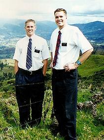 Shawn Marti Missionary Mission Ecuador
