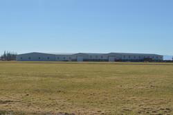 Fodder barns in Delta
