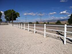 Custom fencing in Axtell