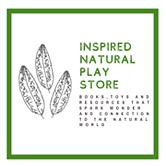 Inspired Natural Play Logo