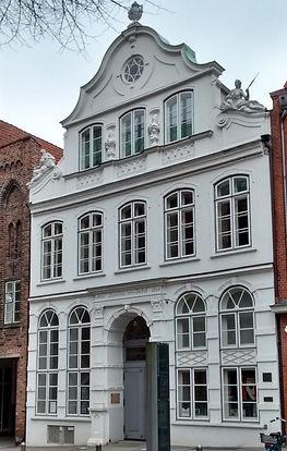 Buddenbrookhaus, Lübeck, Thomas Mann, Buddenbrooks, Holly Yanacek