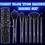 Gilmore Beauty -  ZOREYA 7pcs Super Quality Synthetic Makeup Brush Set