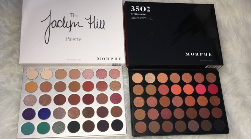 Gilmore Beauty - Morphe Jaclyn Hill + 350A
