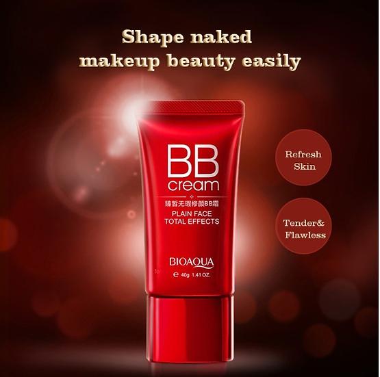Gilmore Beauty - BIOAQUA Natural Pore Cover Moisturizing Make-up BB Cream Whitening