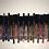 גילמור ביוטי - אריזה של  12 אריזות בודדות של ליפגלוס/ליפליינר + עפרונות של קיילי