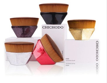 Gilmore Beauty - CHICHODO High-end Kabuki Foundation Brush Smooth Dense Full Coverage Flat Makeup