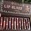 גילמור ביוטי - Too Faced אריזת מתנה 12 גלוסים מאט של - Melted